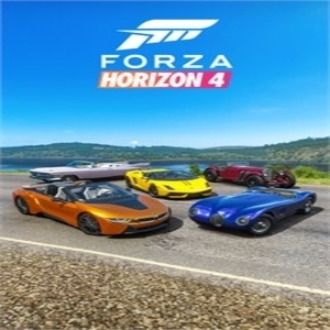 Buy Forza Horizon 4 Open Top Car Pack CD Key Compare Prices