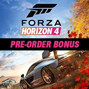 Forza Horizon 4 Preorder Bonus