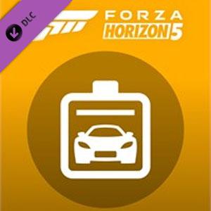 Forza Horizon 5 Car Pass