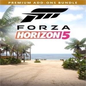 Buy Forza Horizon 5 Premium Add-Ons Bundle CD KEY Compare Prices