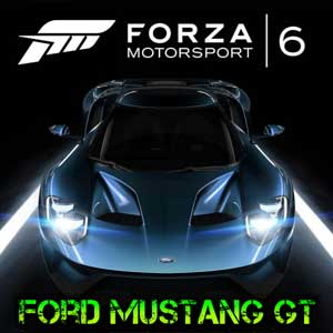 Forza Motorsport 6 Ford Mustang GT