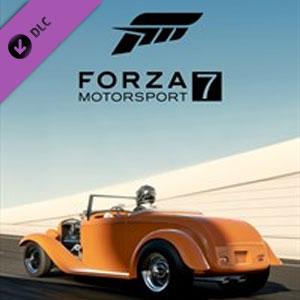 Forza Motorsport 7 1932 Ford Roadster Hula Girl