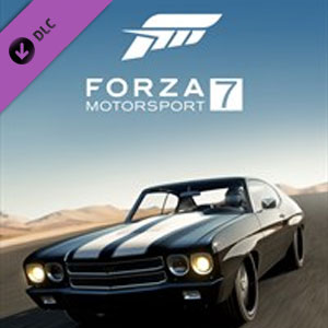 Forza Motorsport 7 1970 Chevrolet Chevelle Barrett-Jackson Edition
