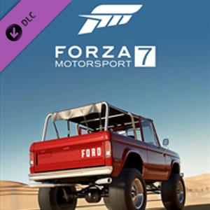 Forza Motorsport 7 1975 Ford Bronco Barrett-Jackson Edition