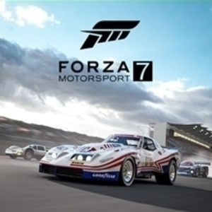 Forza Motorsport 7 1985 Nissan 83 Electramotive Engineering GTP ZX-Turbo