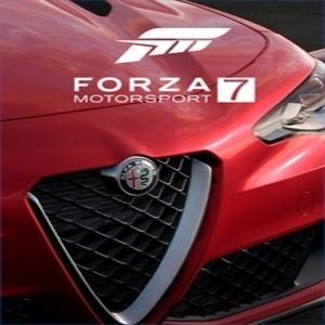 Forza Motorsport 7 2017 Fiat 124 Spider Abarth