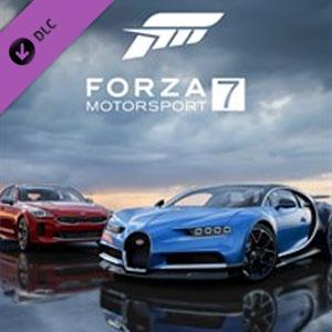Forza Motorsport 7 2018 Dodge Durango SRT