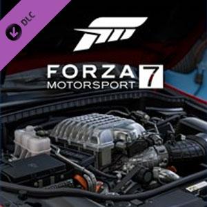 Forza Motorsport 7 2018 Jeep Grand Cherokee SRT Trackhawk