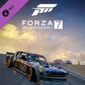 Forza Motorsport 7 Hoonigan Car Pack
