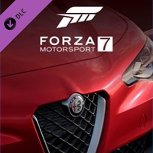 Forza Motorsport 7 Samsung QLED TV Car Pack