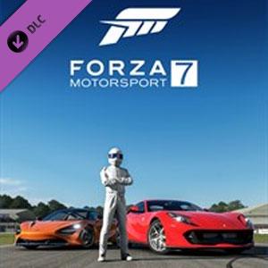 Forza Motorsport 7 Top Gear Car Pack