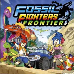 Buy Fossil Fighters Frontier Nintendo Wii U Download Code Compare Prices