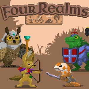 Buy Four Realms CD Key Compare Prices