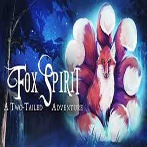 Fox Spirit A Two Tailed Adventure