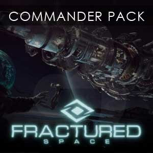 Fractured Space Commander Pack
