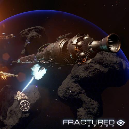 Fractured Space Harbinger Pack