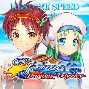 Frane Dragons Odyssey HP/MP Restore Speed x3