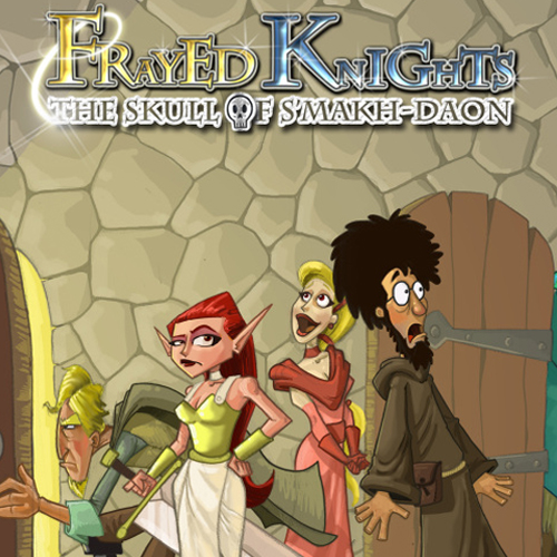 Buy Frayed Knights The Skull of S'makh-Daon CD Key Compare Prices