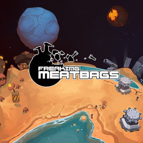 Buy Freaking Meatbags CD Key Compare Prices