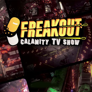 Buy Freakout Calamity TV Show PS4 Compare Prices