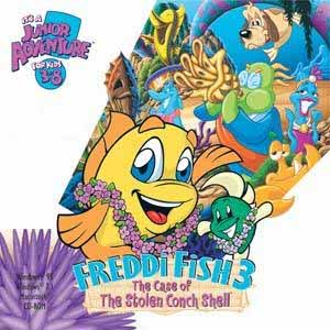 Buy Freddi Fish 3 The Case of the Stolen Conch Shell CD Key Compare Prices