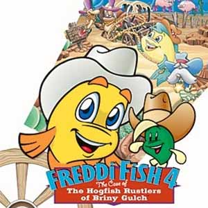 Buy Freddi Fish 4 The Case of the Hogfish Rustlers of Briny Gulch CD Key Compare Prices
