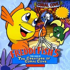 Freddi Fish 5 The Case of the Creature of Coral Cove