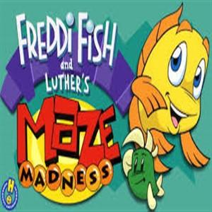 Freddi Fish And Luthers Maze Madness