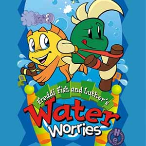 Buy Freddi Fish and Luthers Water Worries CD Key Compare Prices