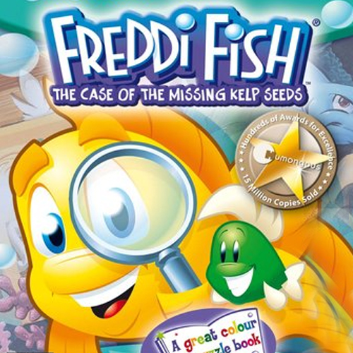 Freddi Fish and The Case of the Missing Kelp Seeds
