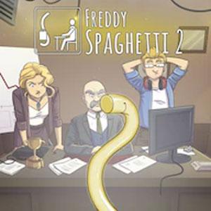 Freddy Spaghetti 2
