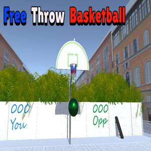 Free Throw Basketball