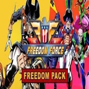 Freedom Force Freedom Pack