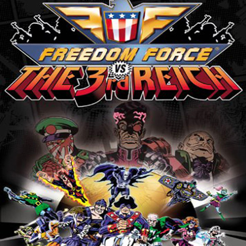 Buy Freedom Force vs The Third Reich CD Key Compare Prices