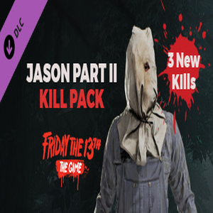 Friday the 13th The Game Jason Part 2 Pick Axe Kill Pack