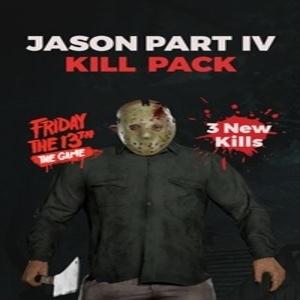 Friday the 13th The Game Jason Part 4 Pig Splitter Kill Pack