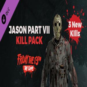 Friday the 13th The Game Jason Part 7 Machete Kill Pack