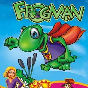 Buy FrogMan CD Key Compare Prices