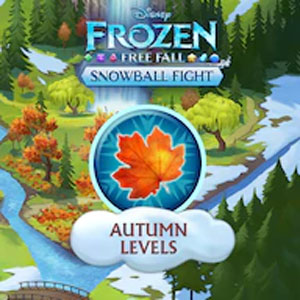 Frozen Free Fall Snowball Fight Autumn Levels