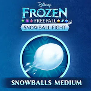 Buy Frozen Free Fall Snowball Fight Medium Pack of Snowballs PS4 Compare Prices