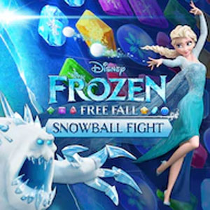 Frozen Free Fall Snowball Fight Multiplayer Character Pack