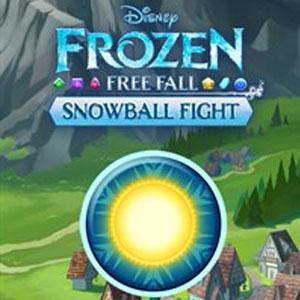 Frozen Free Fall Snowball Fight Summer Levels