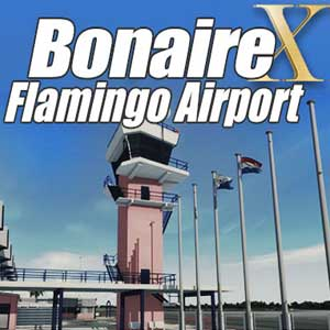 FSX Bonaire Flamingo Airport X
