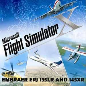 FSX Embraer ERJ 135LR and 145XR Add-On