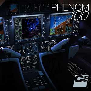 FSX Embraer Phenom 100 Add-On