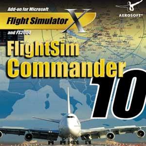 Buy FSX FlightSim Commander 10.0 CD Key Compare Prices