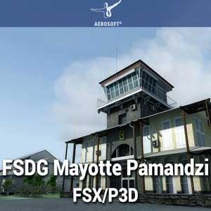 FSX Mayotte Pamandzi