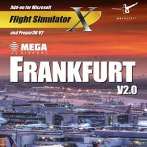 Buy FSX Mega Airport Frankfurt V2.0 CD Key Compare Prices