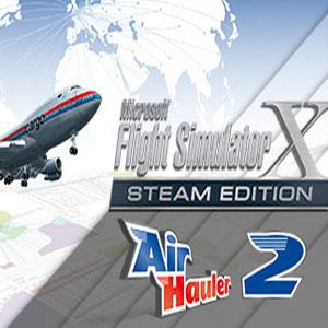 FSX Steam Edition Air Hauler 2 Add-On
