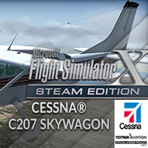 Buy FSX Steam Edition Cessna C207 Skywagon Add-On CD Key Compare Prices